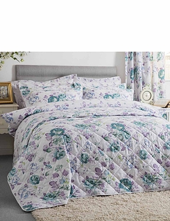 Melody Throw-Over Bedspread by Belledorm