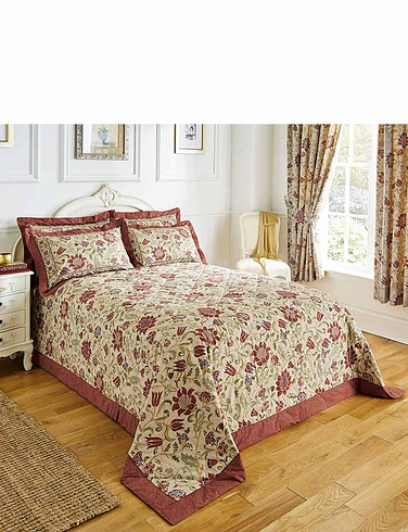 Galiana Collection - Throw-Over Bedspread