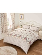 Contessa Quilt Set/Lined Curtains
