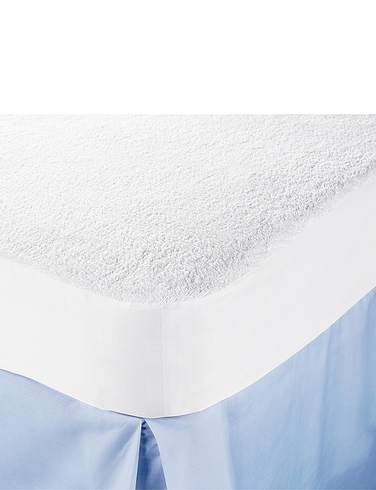 Waterproof Terry Fitted Mattress Protectors