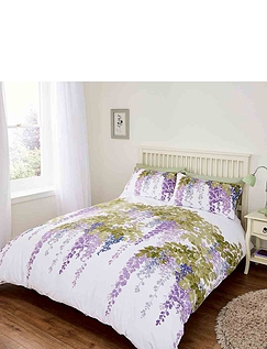 Wisteria Quilt Cover Set