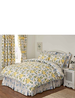Arabella Collection By Belledorm - Fitted Vallance/Sheet