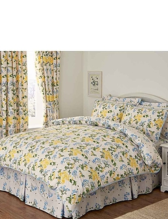 Arabella Collection By Belledorm - Quilted Fitted Bedspread