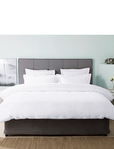 Ultralux 1000 Thread Count Duvet Cover by Belledorm