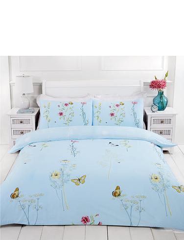 Laura Quilt Cover Set