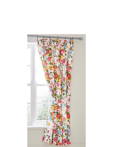 Mia Lined Curtains by Belledorm
