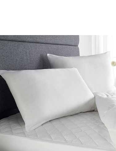 Downland Anti Bacterial Pillow Pair