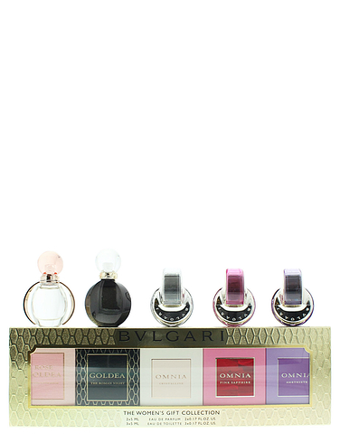 Bulgari 5pc Mini Set