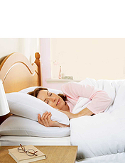 AIRFLOW BREATH EASY ORTHOPAEDIC PILLOW BY SILENTNIGHT